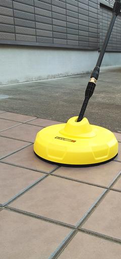 駐車場やベランダ、屋上や玄関ポーチ… 広い面積をスピーディーに掃除したい方へ